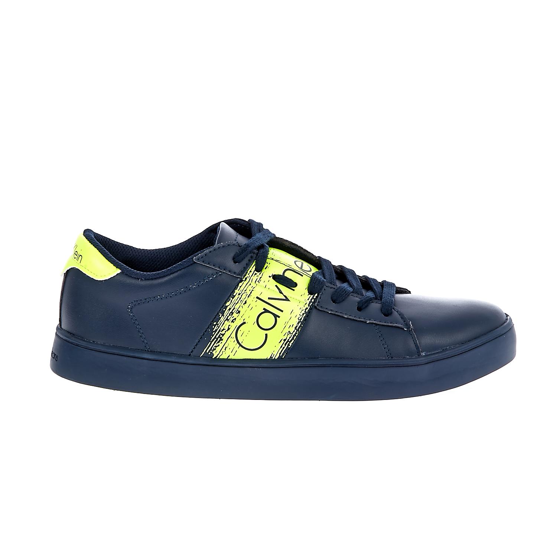 CALVIN KLEIN JEANS – Ανδρικά sneakers Calvin Klein Jeans μπλε
