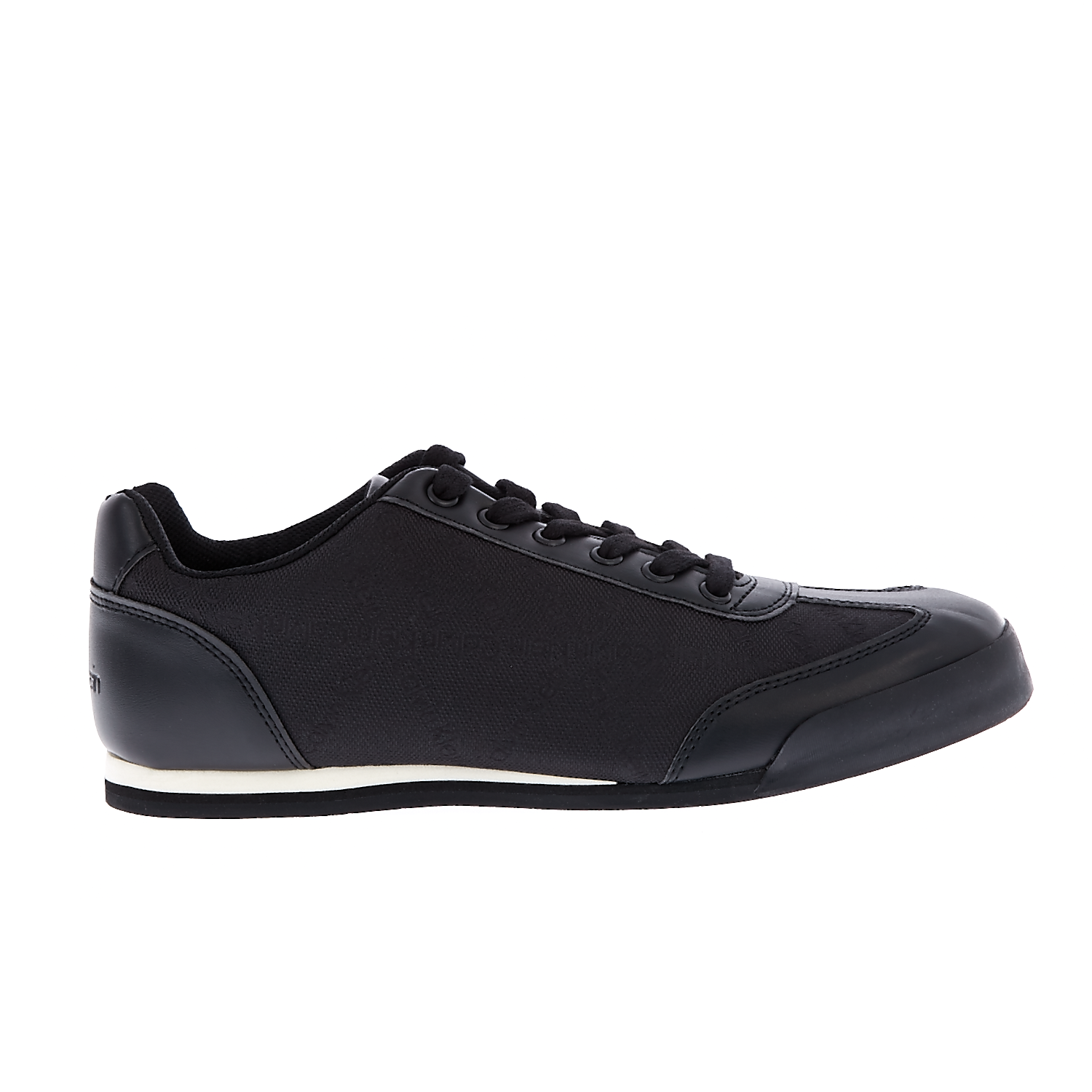 CALVIN KLEIN JEANS - Ανδρικά sneakers CALVIN KLEIN JEANS CALE μαύρα ανδρικά παπούτσια sneakers