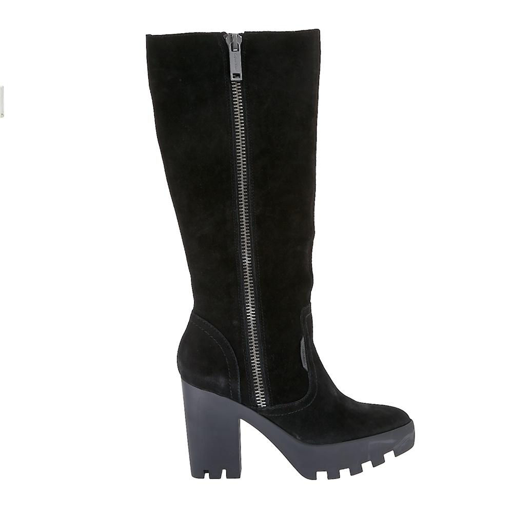CALVIN KLEIN JEANS - Γυναικείες μπότες Calvin Klein Jeans μαύρες