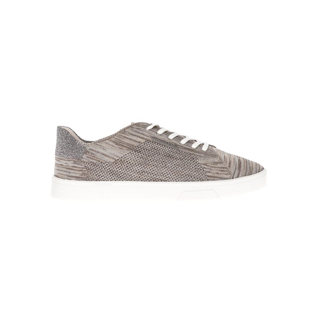 CALVIN KLEIN JEANS – Γυναικεία παπούτσια CALVIN KLEIN JEANS μπεζ