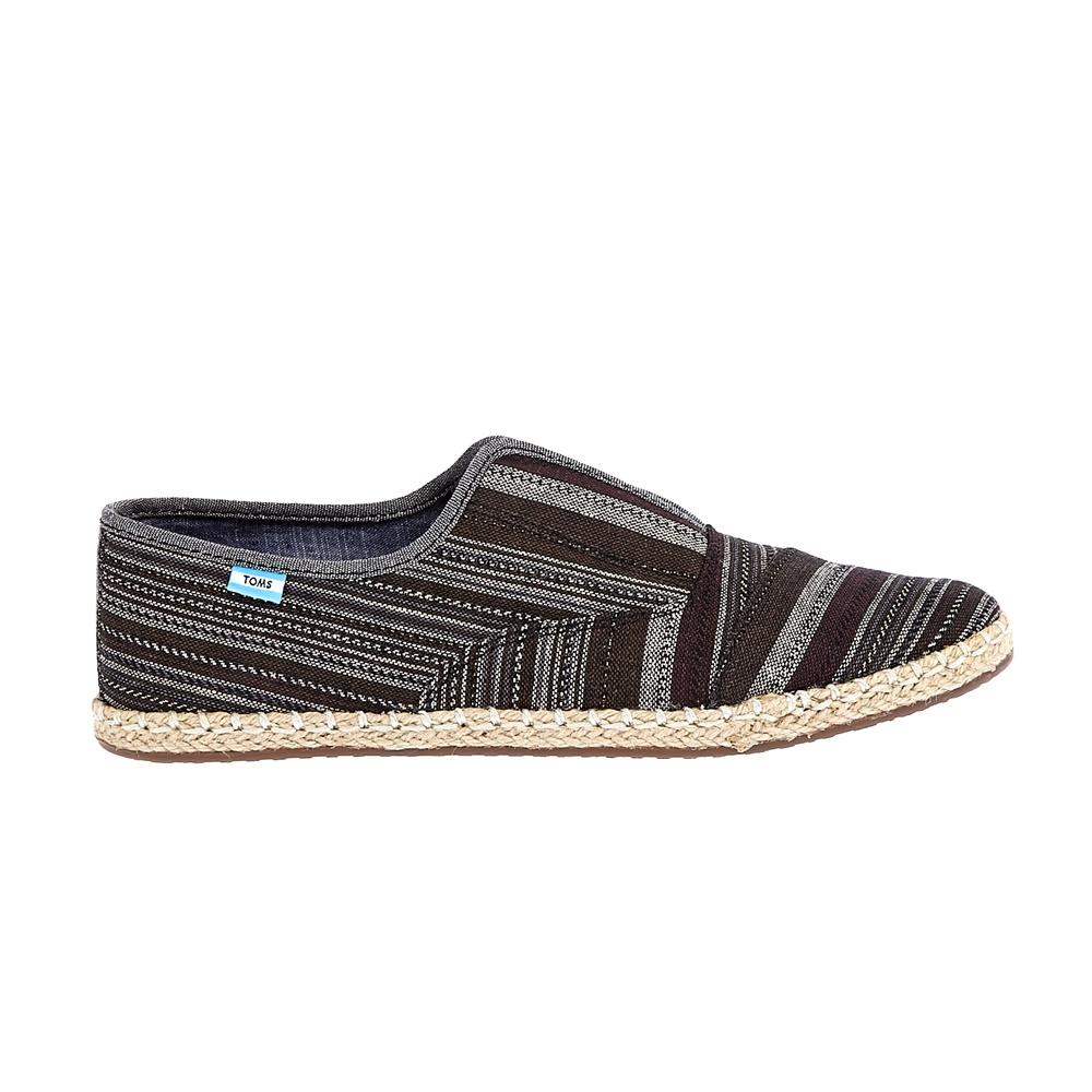 TOMS – Γυναικεία παπούτσια TOMS μαύρα-γκρι