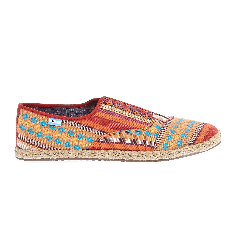 TOMS – Γυναικεία παπούτσια TOMS πορτοκαλί-κίτρινα
