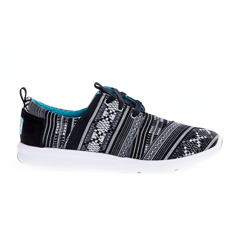 TOMS – Γυναικεία sneakers TOMS μαύρα