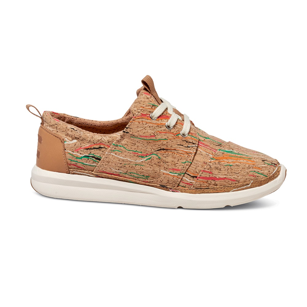 TOMS – Γυναικεία sneakers TOMS καφέ