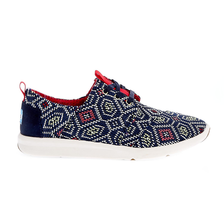 TOMS - Γυναικεία sneakers TOMS μπλε γυναικεία παπούτσια sneakers