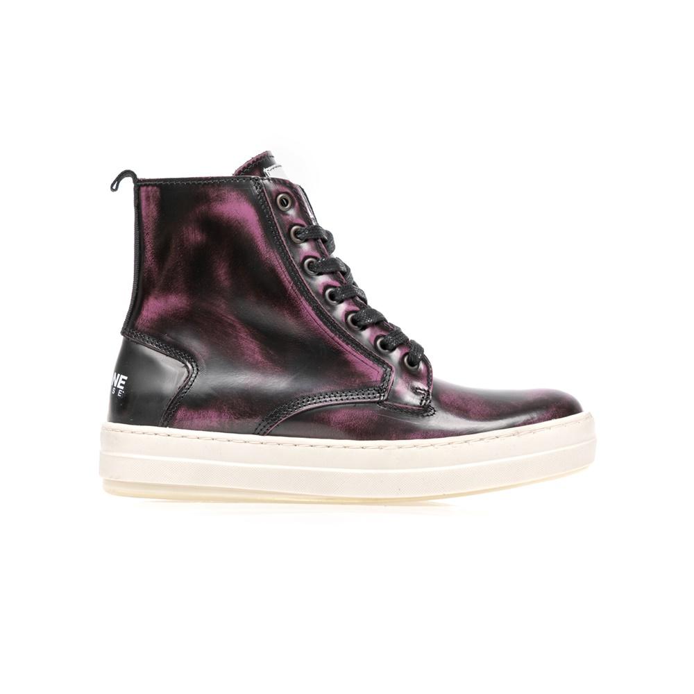 PANTONE - Γυναικεία sneakers PANTONE μοβ γυναικεία παπούτσια μπότες μποτάκια μποτάκια