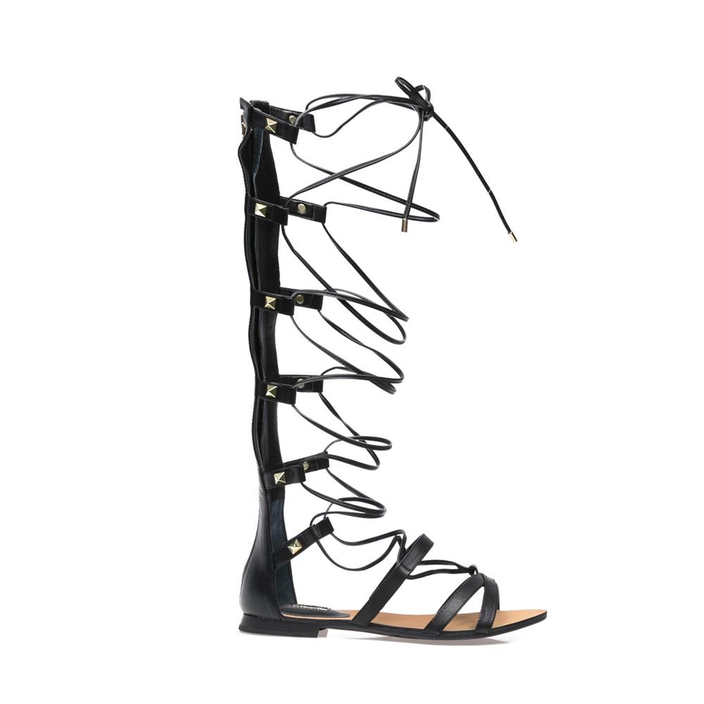 GUESS – Γυναικεία σανδάλια Guess μαύρα