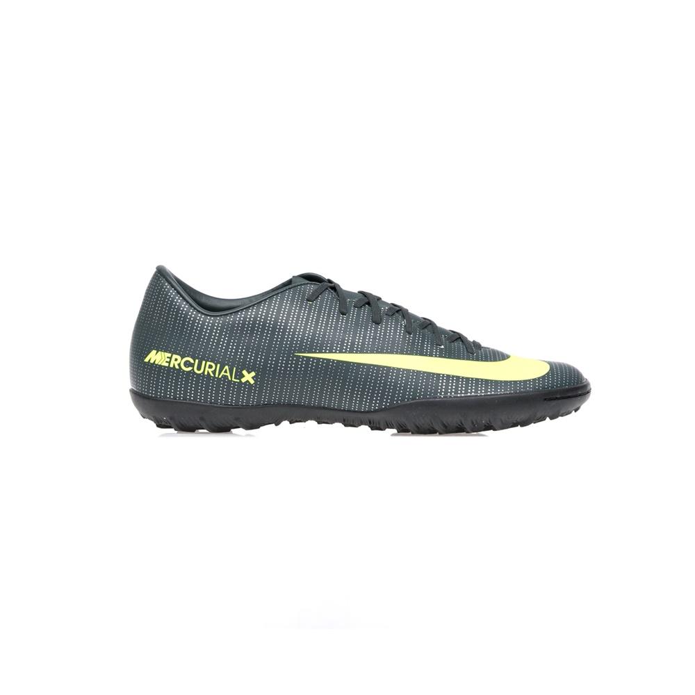 NIKE – Αντρικά ποδοσφαιρικά παπούτσια ΝΙΚΕ MERCURIALX VICTORY VI CR7 TF πράσινα