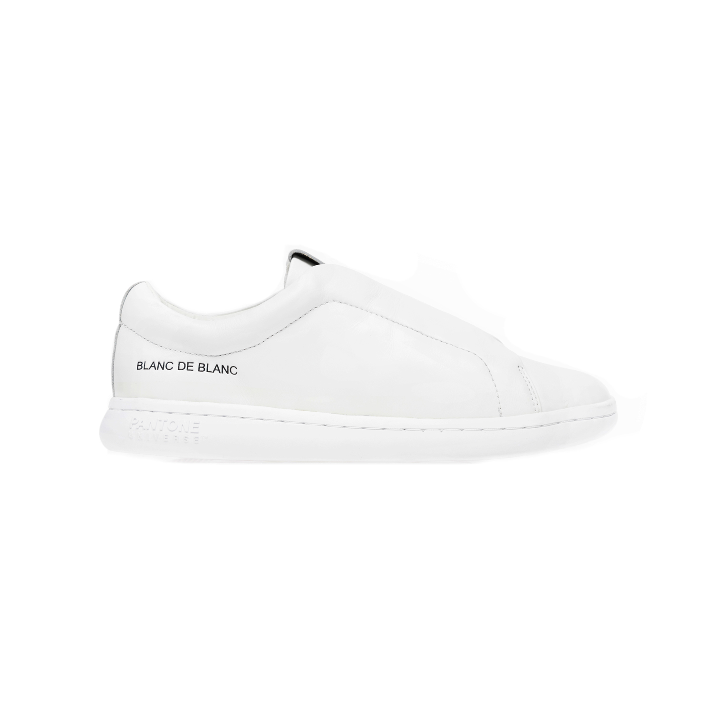 PANTONE - Unisex παπούτσια PANTONE λευκά γυναικεία παπούτσια sneakers