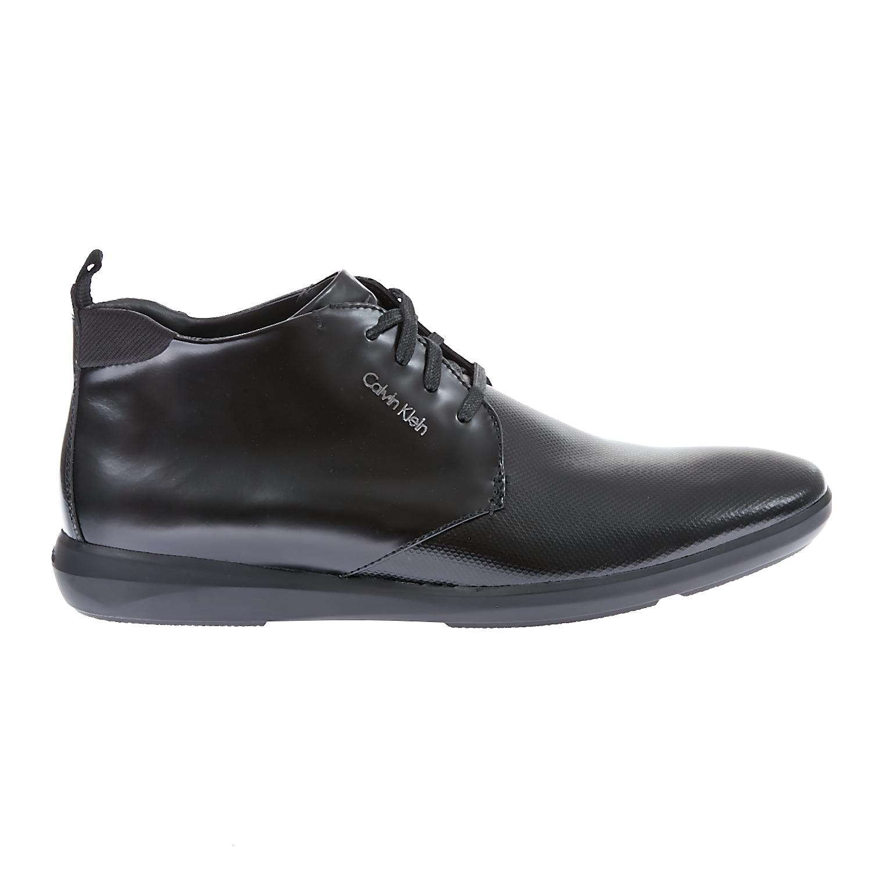 CALVIN KLEIN JEANS – Ανδρικά παπούτσια Calvin Klein Jeans μαύρα