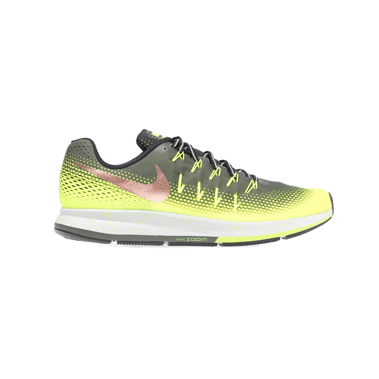 NIKE – Αντρικά παπούτσια NIKE AIR ZOOM PEGASUS 33 SHIELD χακί