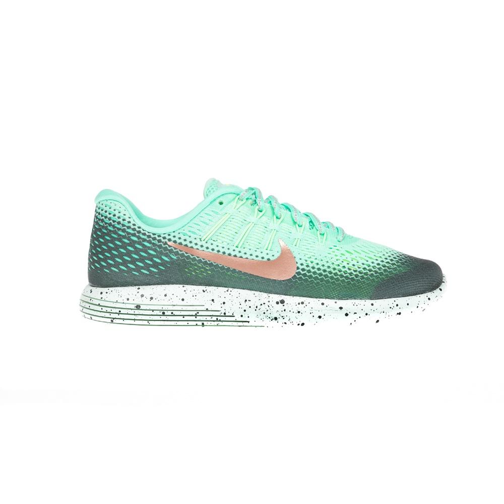 NIKE – Γυναικεία αθλητικά παπούτσια NIKE LUNARGLIDE 8 SHIELD πράσινα