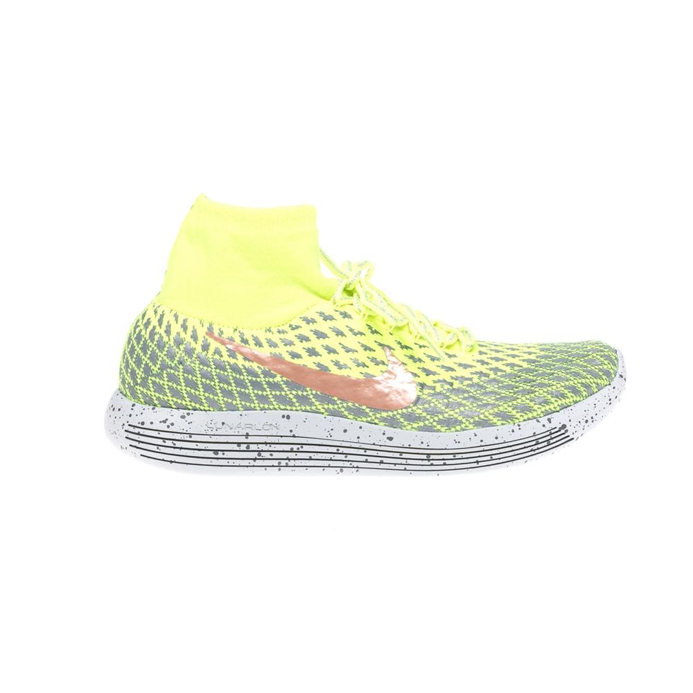 NIKE – Αντρικά παπούτσια NIKE LUNAREPIC FLYKNIT SHIELD κίτρινα