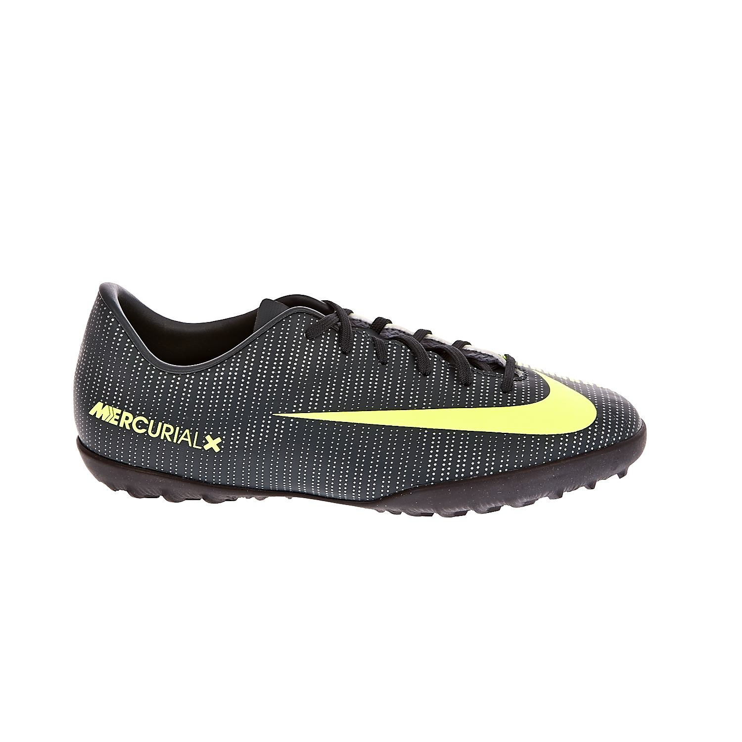 NIKE – Ποδοσφαιρικά παπούτσια JR MERCURIALX VICTRY 6 CR7 TF μαύρα