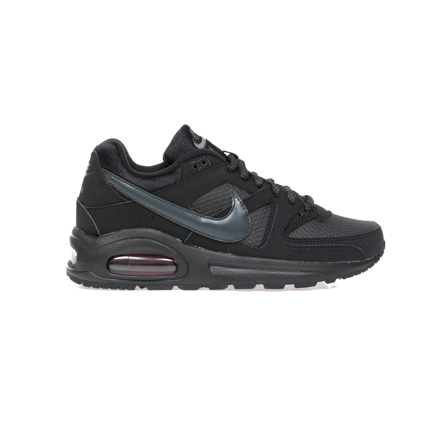 NIKE – Παιδικά παπούτσια NIKE AIR MAX COMMAND PRM GS μαύρα