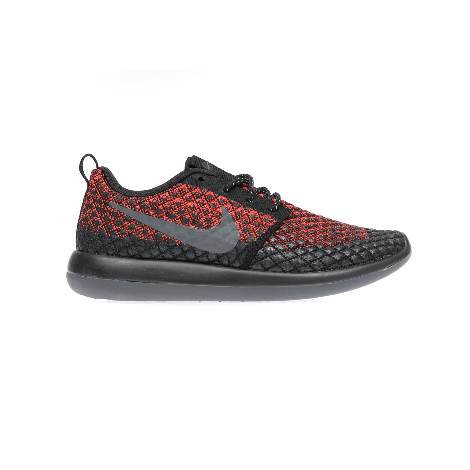 NIKE – Αντρικά παπούτσια NIKE ROSHE TWO FLYKNIT 365 μαύρα-κόκκινα