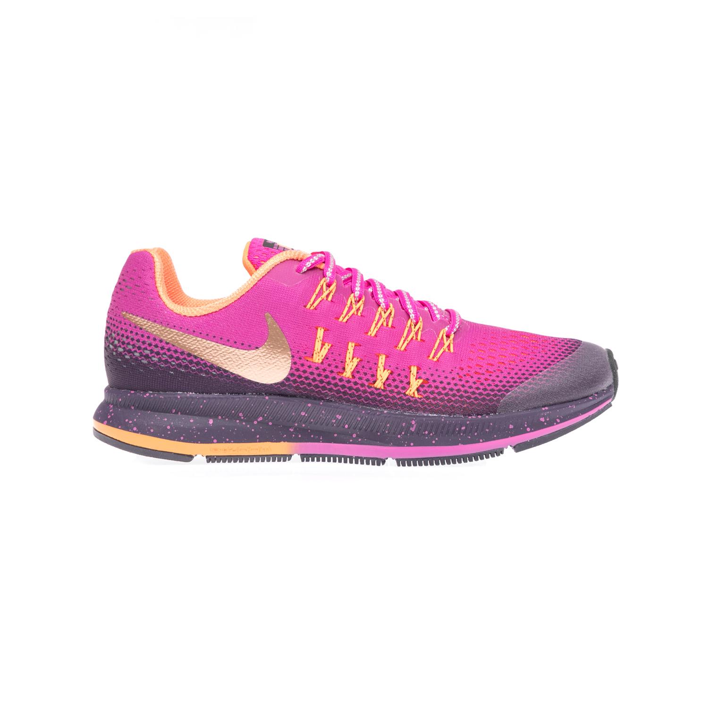 NIKE – Παιδικά παπούτσια NIKE ZM PEGASUS 33 SHIELD (GS) ροζ