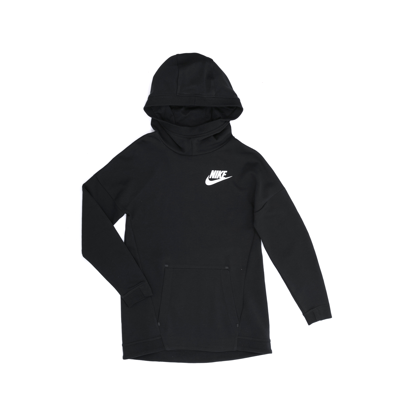 NIKE - Παιδική μπλούζα NIKE μαύρη αθλητική