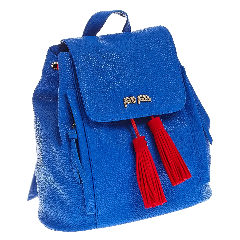 FOLLI FOLLIE – Τσάντα πλάτης Folli Follie μπλε 1499593.0-0000