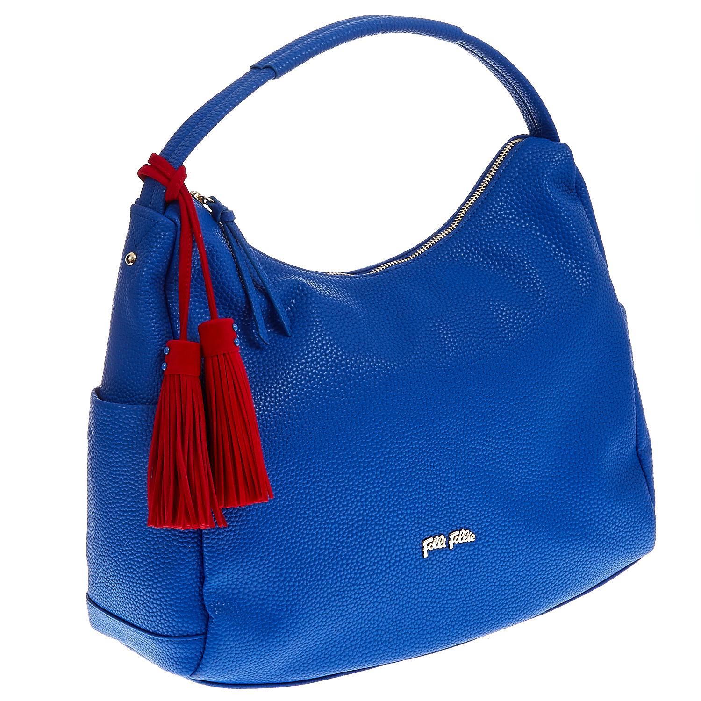 FOLLI FOLLIE - Τσάντα Folli Follie μπλε