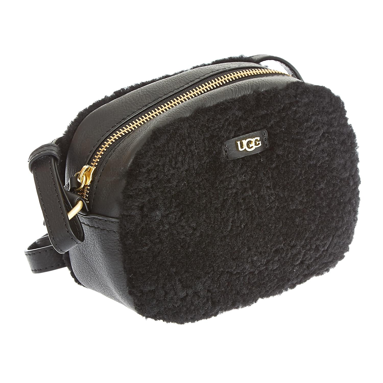 UGG AUSTRALIA – Γυναικεία τσάντα Ugg Australia μαύρη 1499700.0-0071