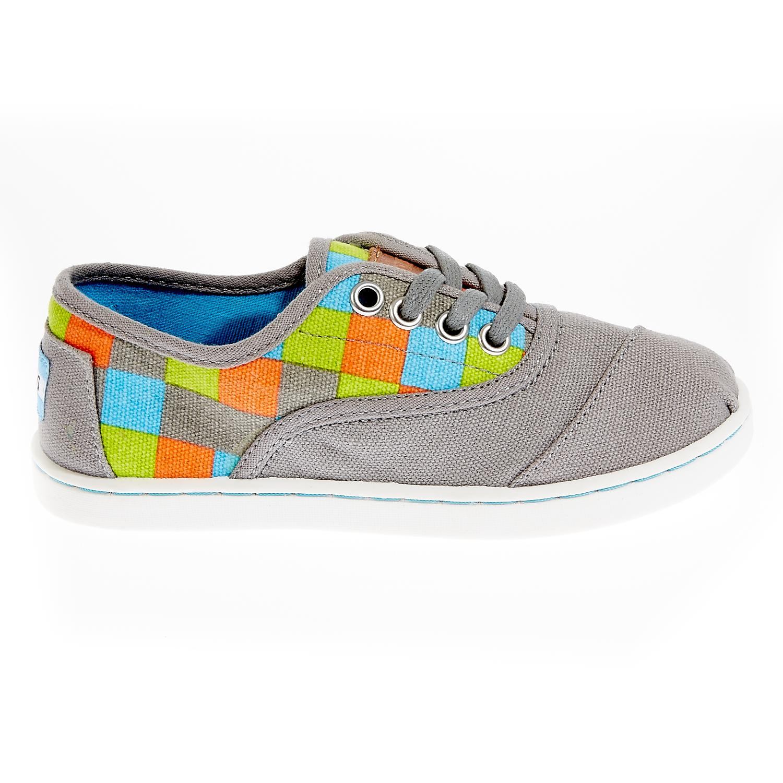 TOMS - Παιδικά παπούτσια TOMS γκρι