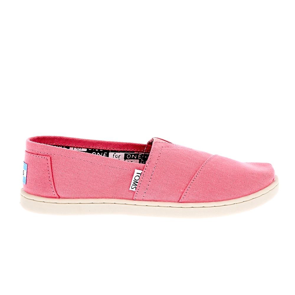 TOMS – Παιδικές εσπαντρίγιες TOMS ροζ