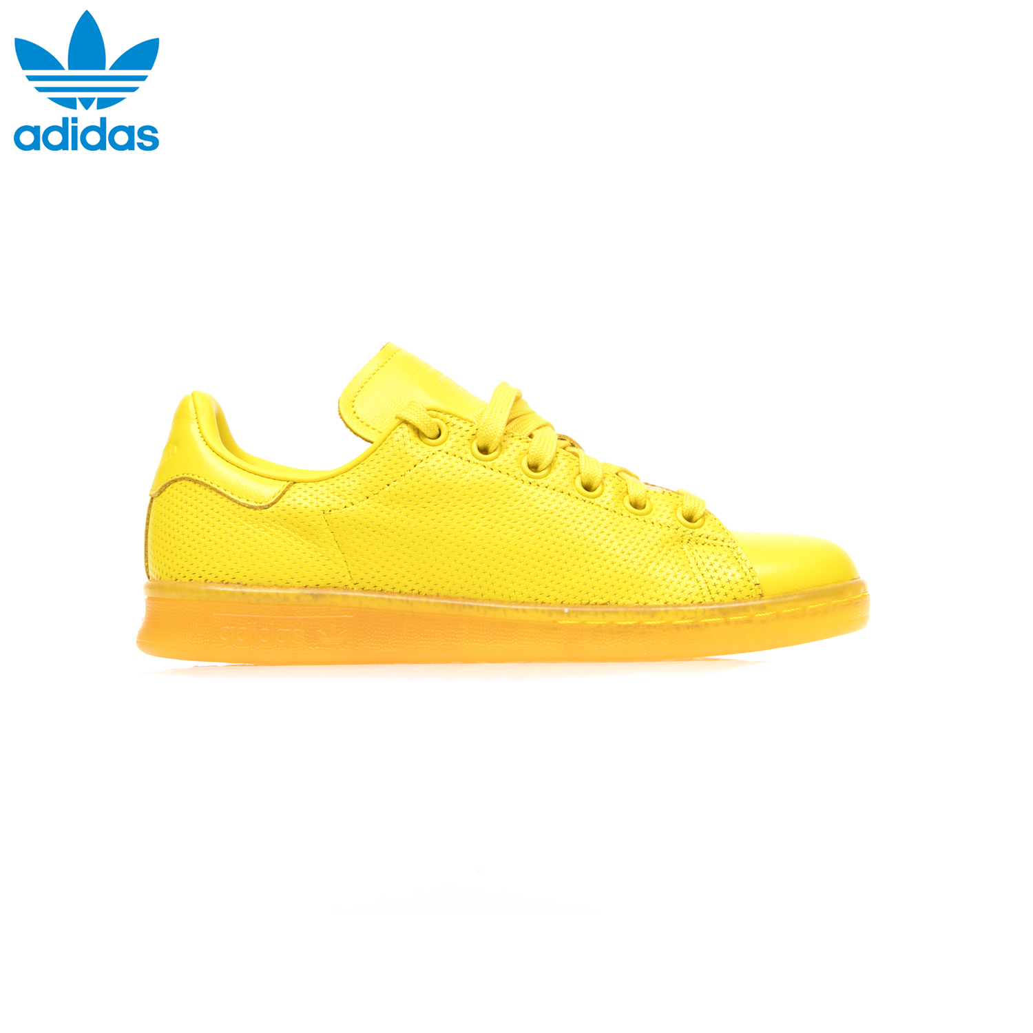 ADIDAS – Unisex παπούτσια adidas STAN SMITH ADICOLOR κίτρινα