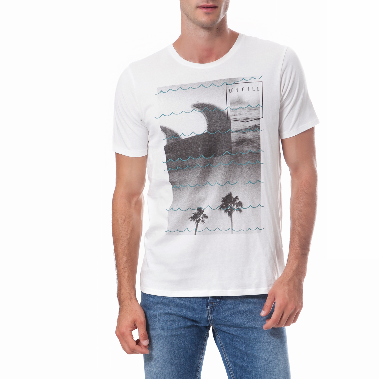 O'NEILL - Ανδρική μπλούζα O'neill λευκή