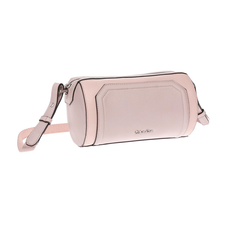 CALVIN KLEIN JEANS – Γυναικεία τσάντα CALVIN KLEIN JEANS ροζ 1512283.0-M6P3