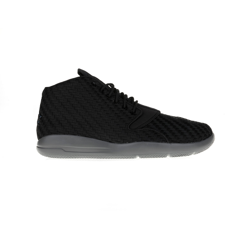 NIKE - Ανδρικά παπούτσια JORDAN ECLIPSE CHUKKA ΝΙΚΕ μαύρα αθλητικά Basket
