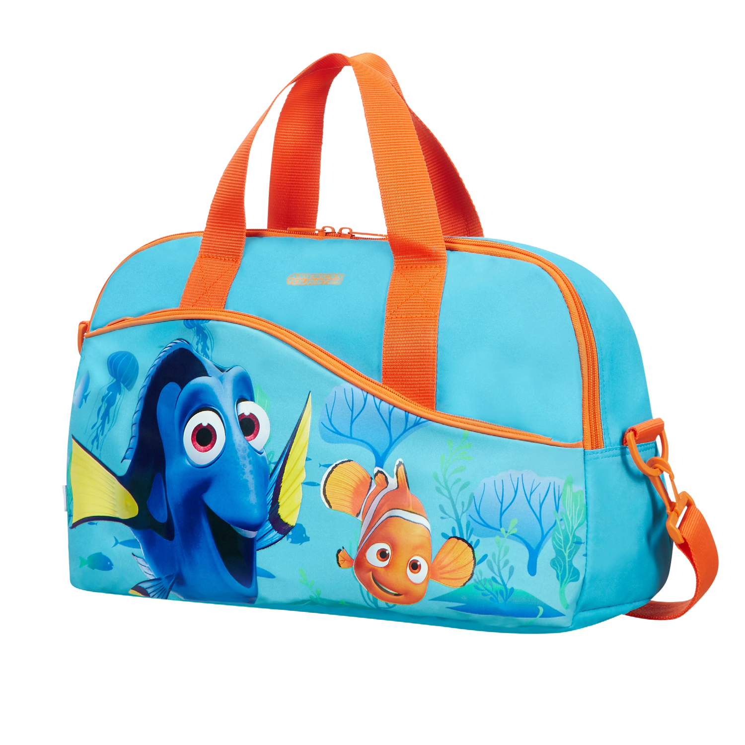 AMERICAN TOURISTER - Παιδική τσάντα Disney by American Tourister μπλε