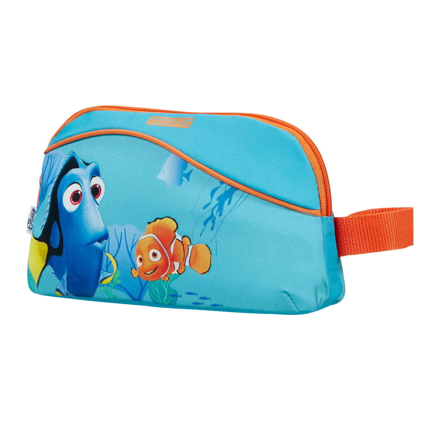 AMERICAN TOURISTER - Παιδικό νεσεσέρ Disney by American Tourister μπλε