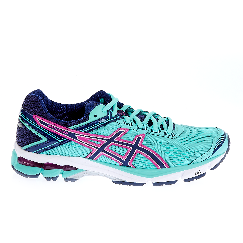 ASICS - Γυναικεία παπούτσια Asics GT-1000 μπλε γυναικεία παπούτσια αθλητικά running