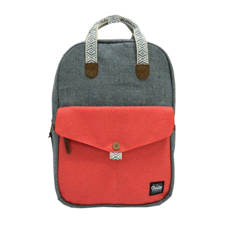 G.RIDE - Γυναικεία τσάντα πλάτης G.Ride γκρι γυναικεία αξεσουάρ τσάντες σακίδια πλάτης