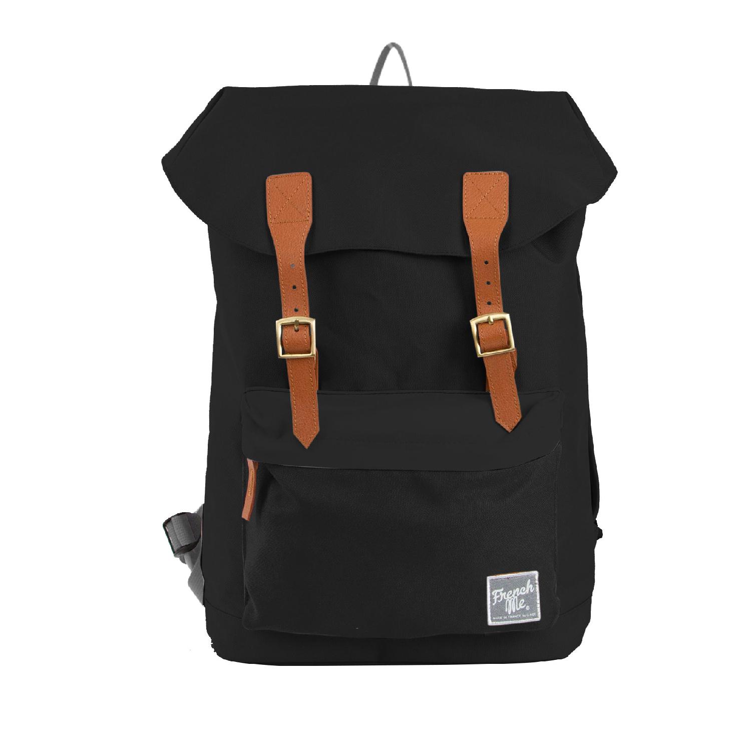 G.RIDE - Τσάντα πλάτης G.Ride μαύρη γυναικεία αξεσουάρ τσάντες σακίδια πλάτης