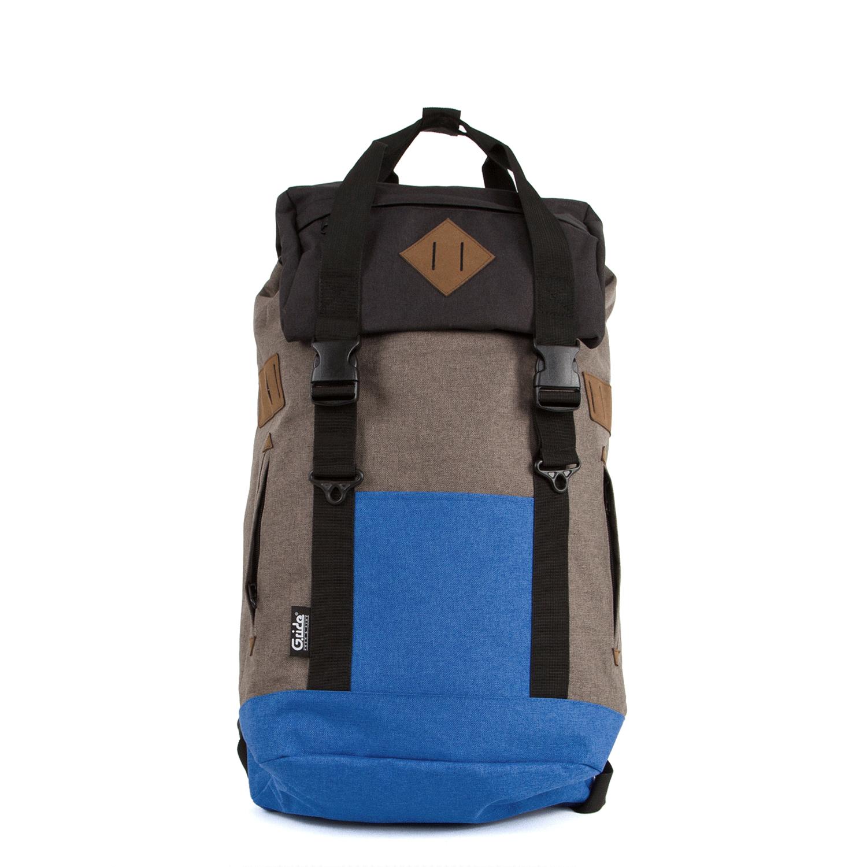 G.RIDE - Τσάντα πλάτης G.Ride μπλε