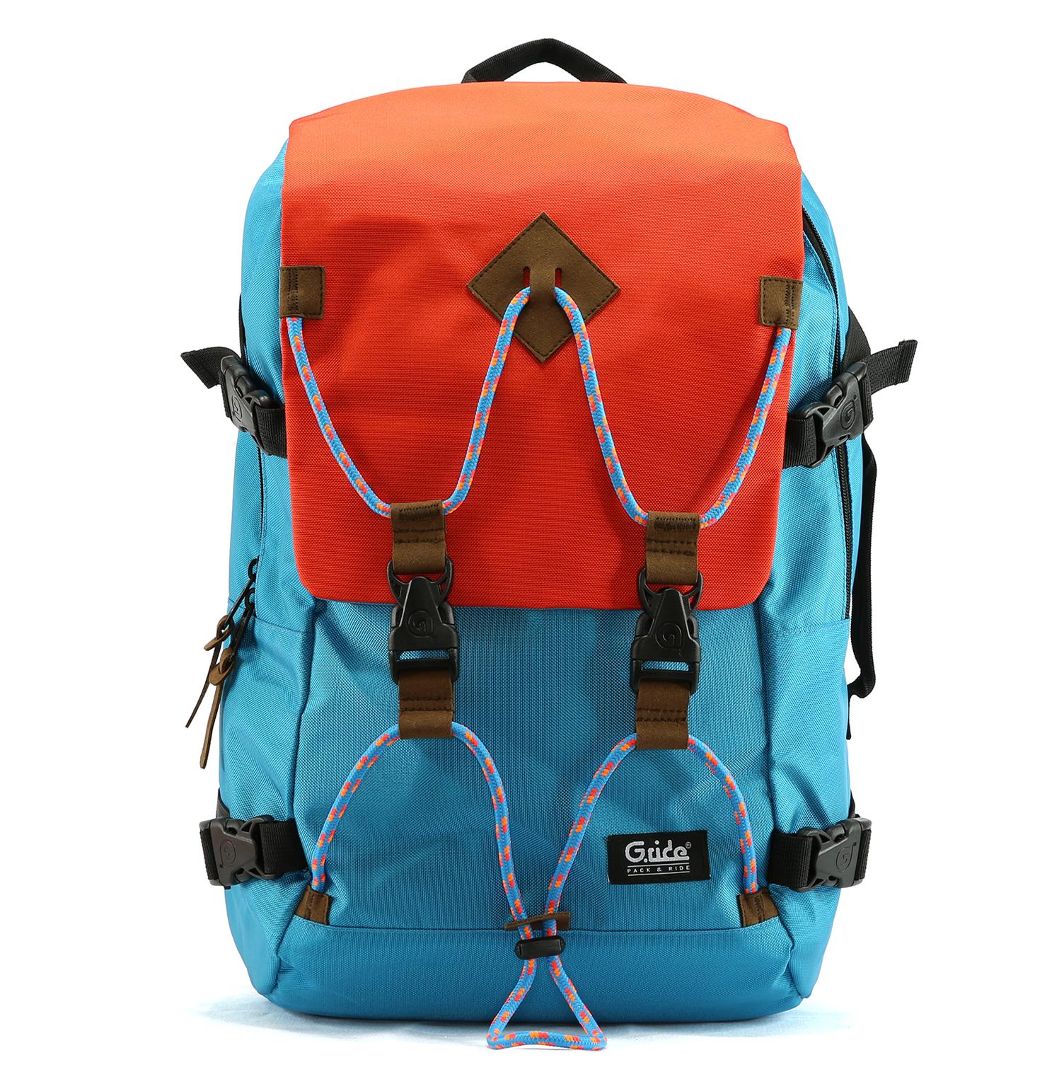 G.RIDE – Τσάντα πλάτης G.Ride μπλε 1516530.0-4513