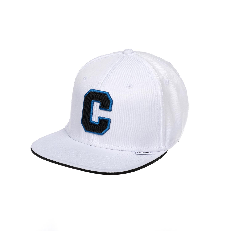 CONVERSE – Καπέλο CONVERSE άσπρο