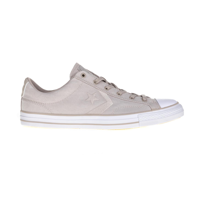 CONVERSE - Αντρικά παπούτσια Star Player Ox μπεζ
