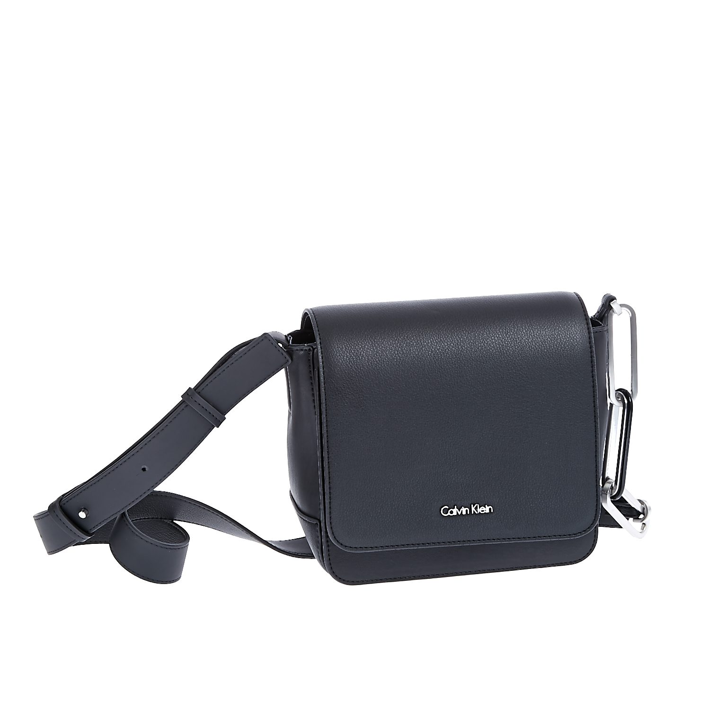 CALVIN KLEIN JEANS – Τσάντα Calvin Klein Jeans μαύρη 1522728.0-0073