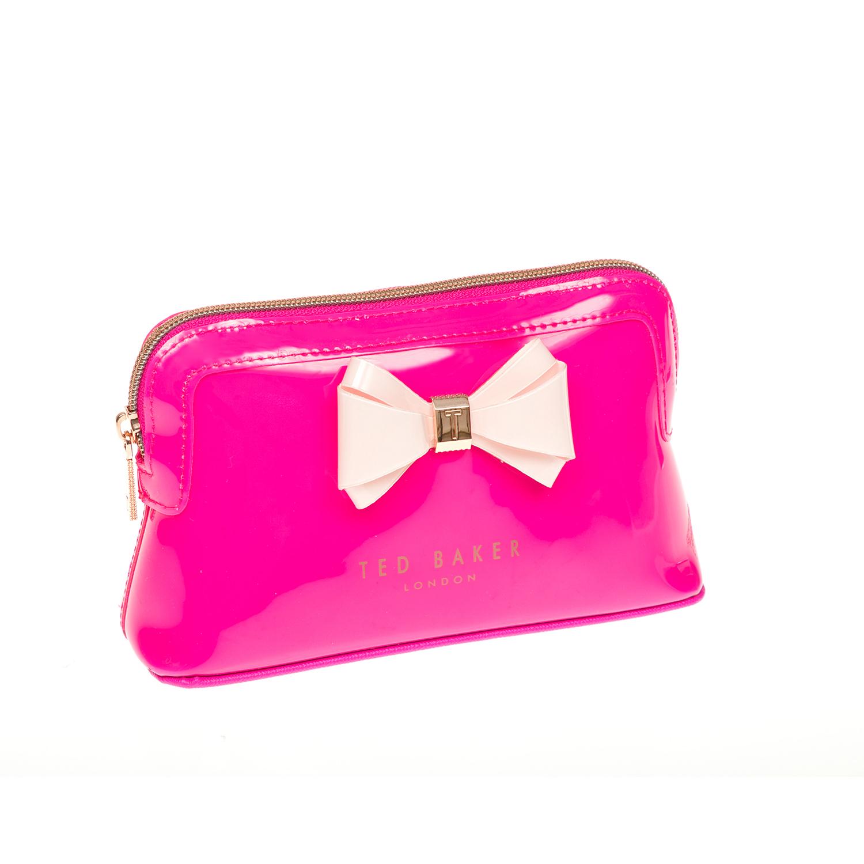 TED BAKER – Γυναικείο νεσεσέρ TED BAKER ροζ 1526942.0-00F1