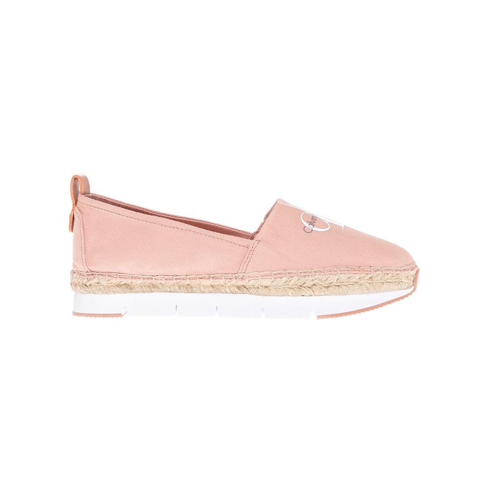 CALVIN KLEIN JEANS – Γυναικεία παπούτσια CALVIN KLEIN JEANS ροζ