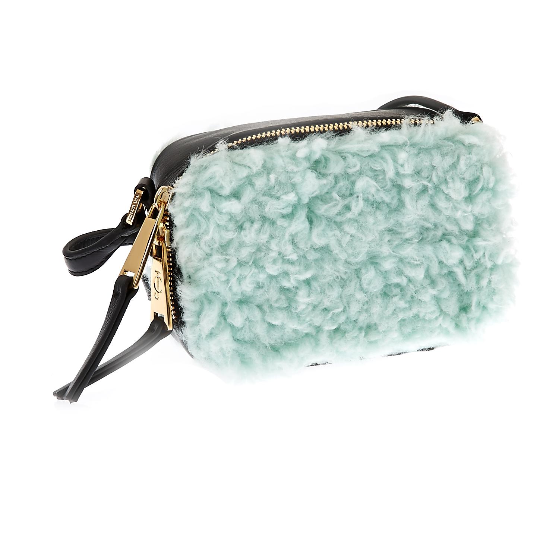 JUICY COUTURE – Τσάντα χειρός Juicy Couture γαλάζια 1530237.0-0012