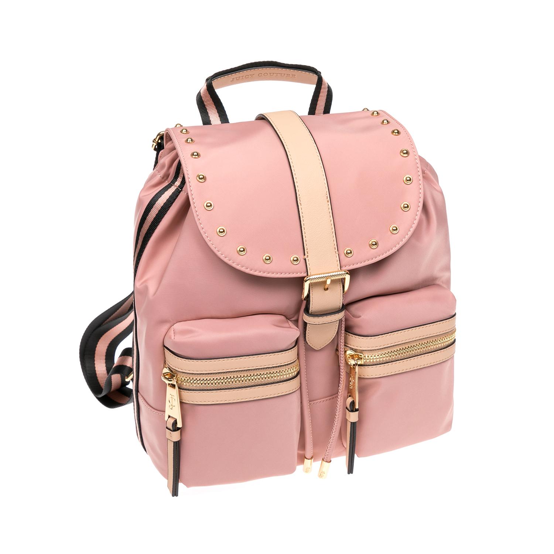 JUICY COUTURE – Τσάντα πλάτης JUICY COUTURE ροζ