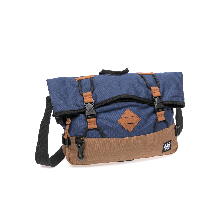 G.RIDE – Τσάντα ώμου G.Ride μπλε-καφέ 1533192.0-1100