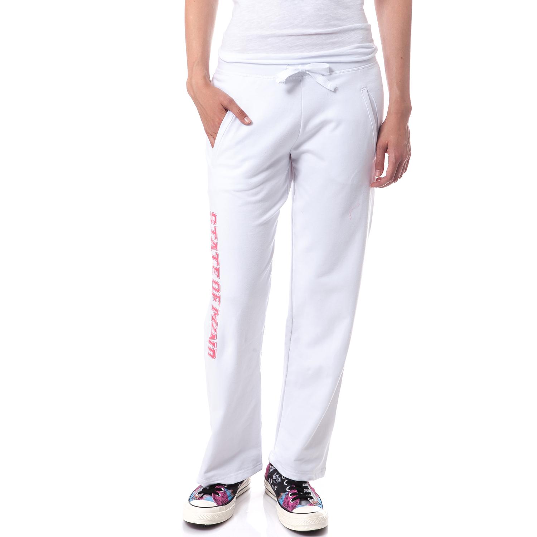 MYMOO - Γυναικεία φόρμα MyMoo λευκή γυναικεία ρούχα αθλητικά φόρμες
