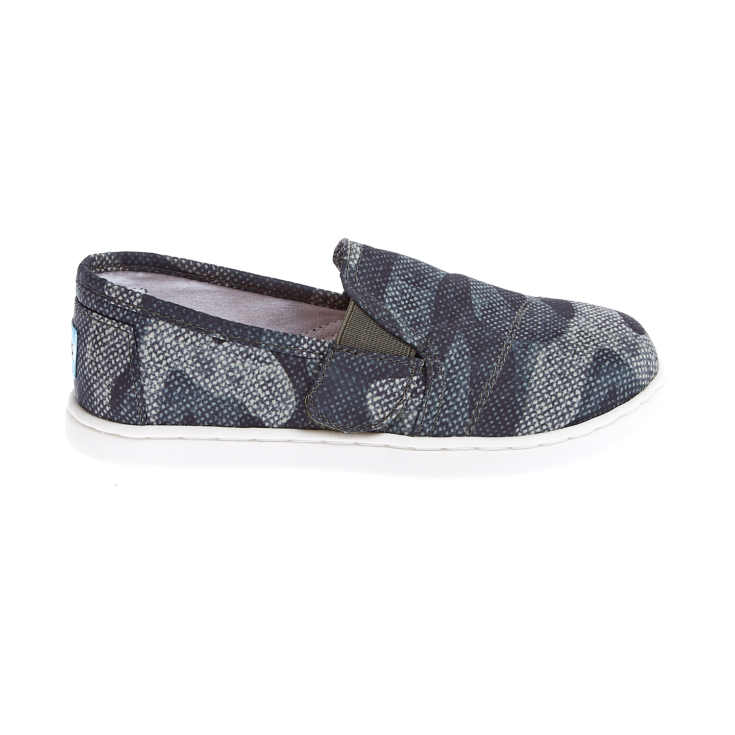 TOMS - Βρεφικά παπούτσια TOMS χακί