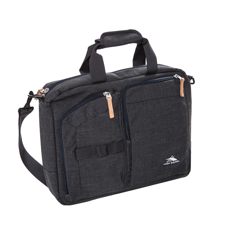 HIGH SIERRA (TRAVEL) - Τσάντα laptop/backpack High Sierra MAPUTO BRIEFCASE γκρι γυναικεία αξεσουάρ είδη ταξιδίου τσάντες