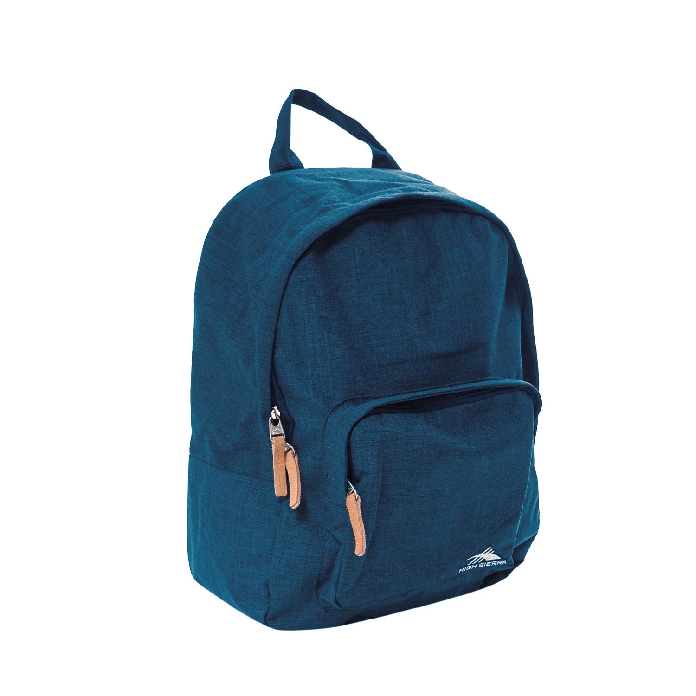 HIGH SIERRA - Τσάντα πλάτης High Sierra μπλε γυναικεία αξεσουάρ τσάντες σακίδια πλάτης